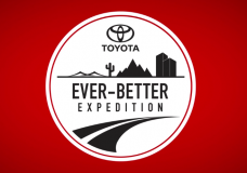 Toyota Ever-Better Expedition – Summer / Winter 2015 Webisode Series